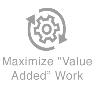 maximize_value_added_work